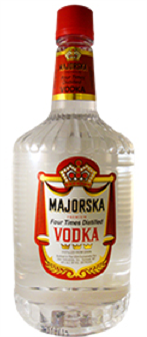 Majorska Vodka 100@